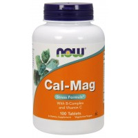 Cal-Mag with B-Complex and Vitamin C (100 таб.)